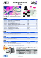 A207 - ACS Reagent Chemicals Offering