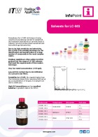 IP-005 - Solvents for LC-MS