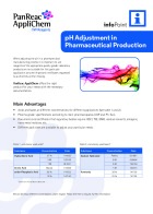 IP-018 - pH Adjustment in Pharmaceutical Production